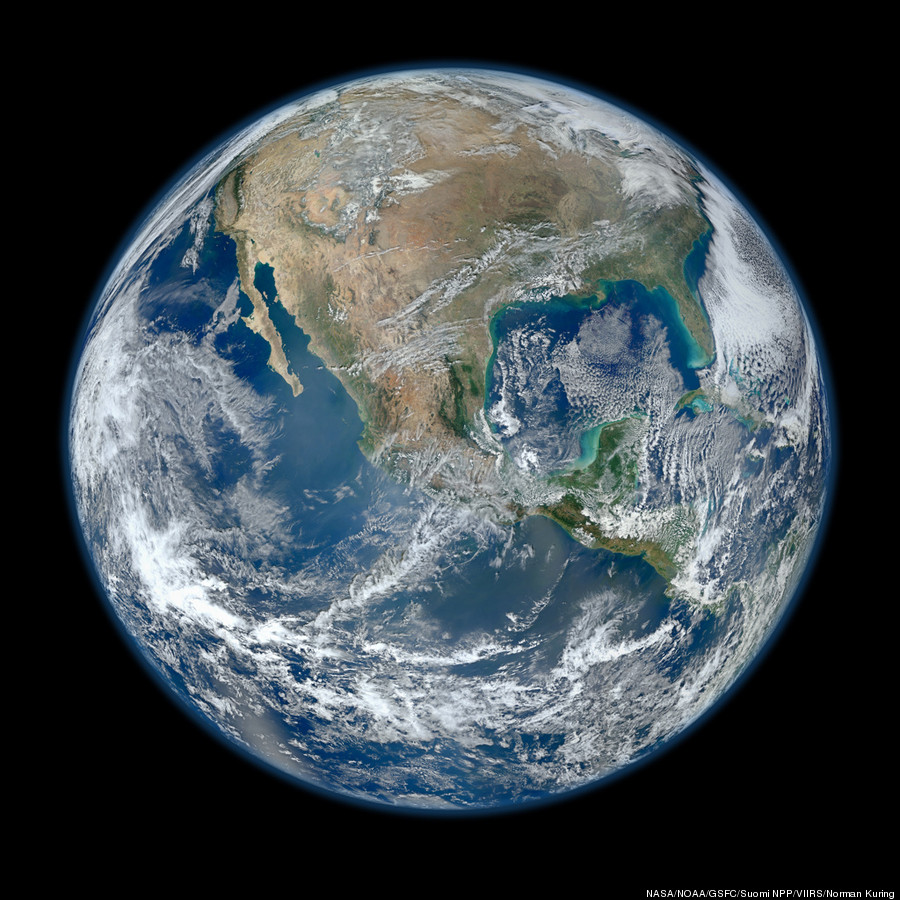 Blue Marble 2012: NASA Releases High Definition Image Of ...
