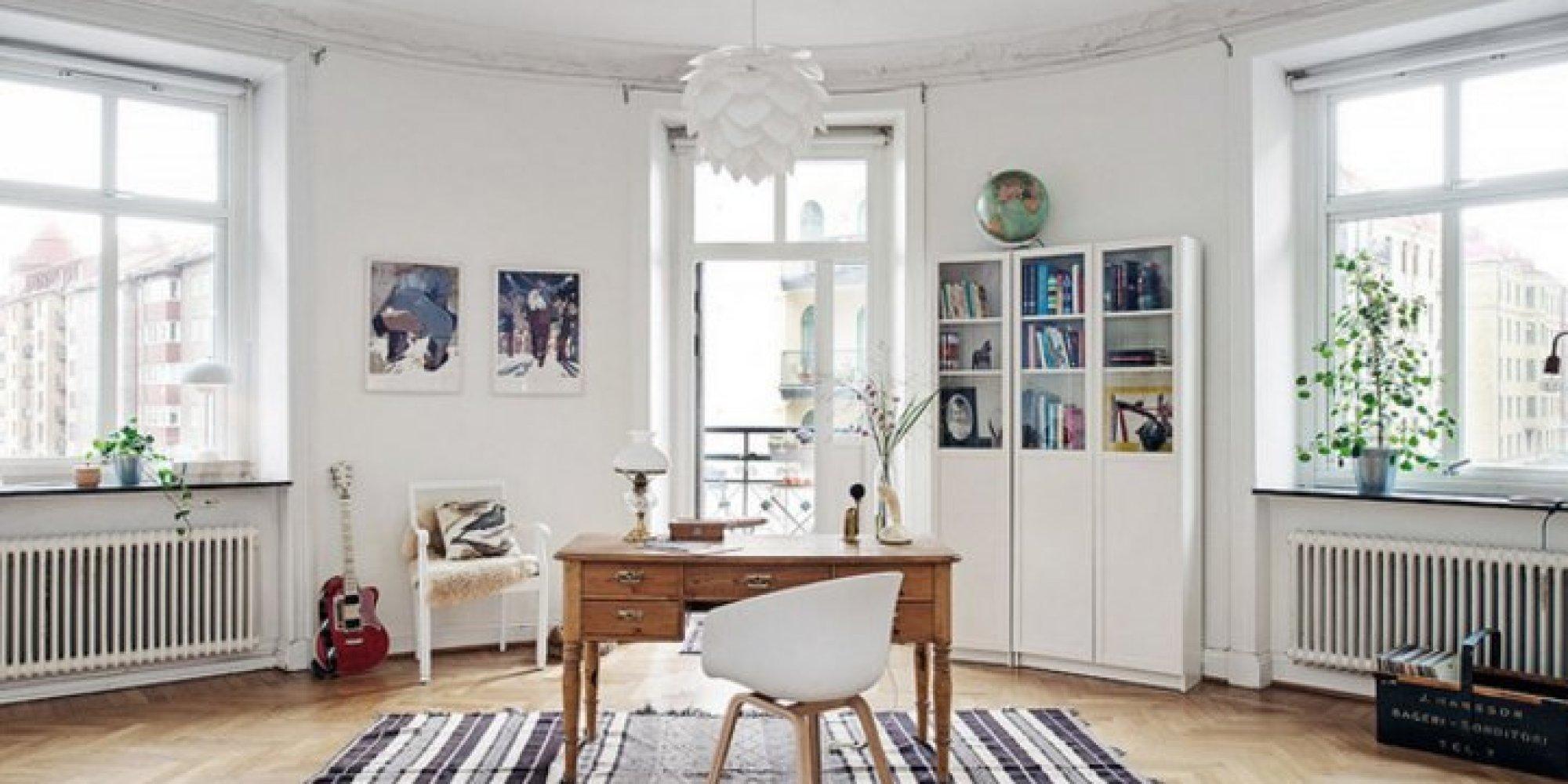 Decoraci n 10 trucos para aportar un toque n rdico a tu casa - Estilo nordico decoracion ...
