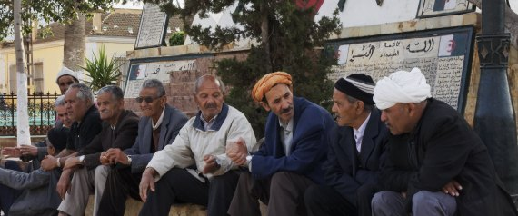 OLD MEN ALGERIA