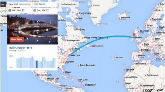 Google ti avvisa quando il prezzo del tuo volo sta per aumentare