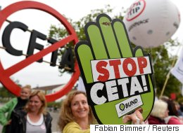 CETA And Canadian Unions: A Squandered Opportunity
