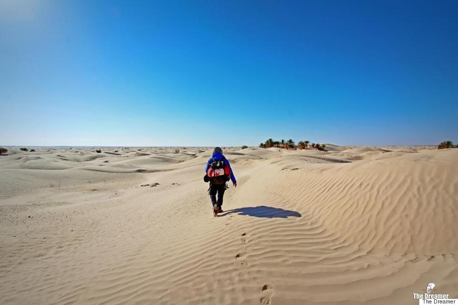 the dreamer desert tunisia