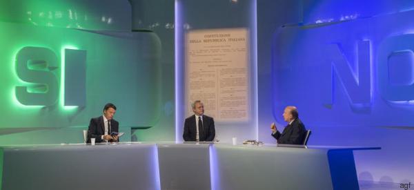 Da Kennedy-Nixon a Renzi-Zagrebelsky, l'arma a doppio taglio del confronto tv