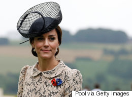 The Duchess Of Cambridge's Grandmother Had A Pretty Cool Job