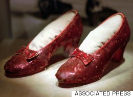 Smithsonian Needs $300,000 To Save Dorothy's Ruby Red Slippers