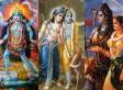 Hindu Deities: Identify Images Of Gods And Goddesses (QUIZ)