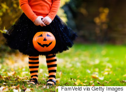 How To Trick-Or-Treat Safely When Your Kid Has Food Allergies