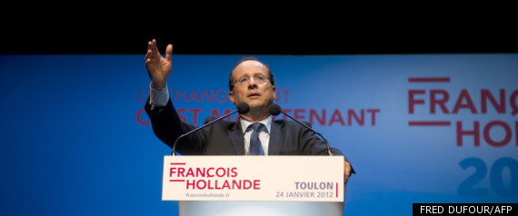 HOLLANDE PROGRAMME 2012 PS