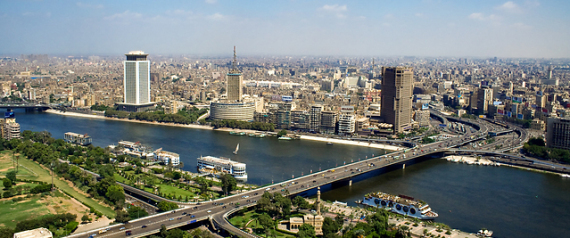 CAIRO AND TEL AVIV