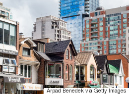 Rents Spike In Canadian Cities, And Worse May Be On The Way