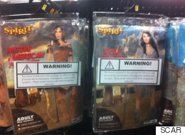 Warning Labels Appear On Racist Halloween Costumes In Canadian Store