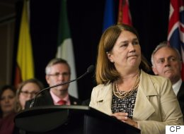 Jane Philpott Apologizes To Health Ministers Over Funding Comments