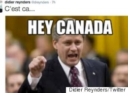 Belgian Politician's Hacked Twitter Has A Rude Message For Canada