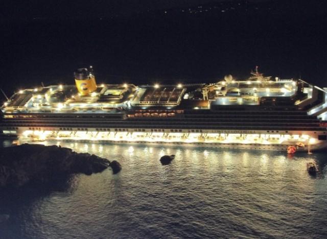 Costa Concordia Latest