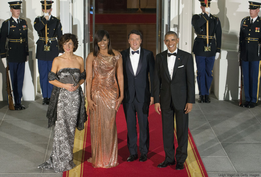 michelle obama white house dinner