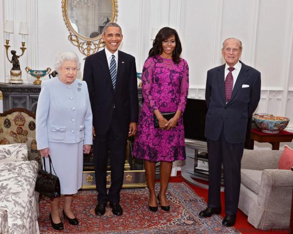 michelle obama queen