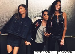 Hey Zendaya, Lilly Singh And Winnie Harlow: Can We Be Your BFFs Too?