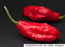 Too Hot To Handle? Pepper Leads To Hole In Man's Esophagus