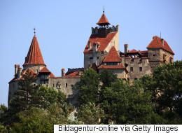 Vous pourriez dormir dans le château de Dracula