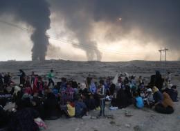 ما لا تلتقطه الكاميرات في الموصل.. مليون و200 ألف مدني مهددون بأعمال انتقامية