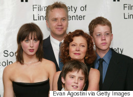 Susan Sarandon's Sons Are All Grown Up!