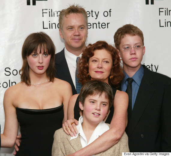 susan sarandon sons