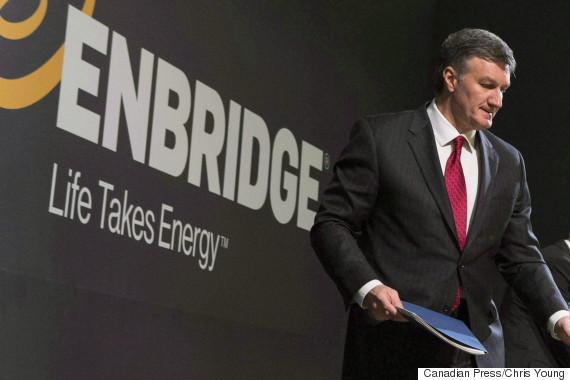 Enbridge laying off 1000 workers in wake of Spectra Energy takeover