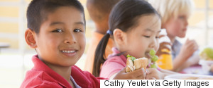 KIDS HEALTHY LUNCH