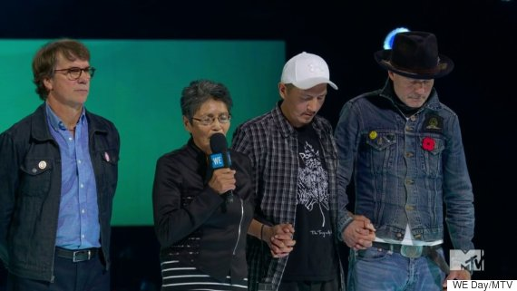 pearl wenjack prayer we day