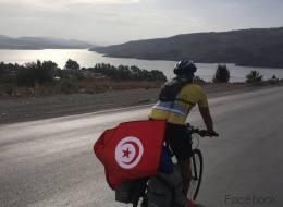 De la Kasbah de Tunis à celle d'Alger à vélo, ces trois aventuriers l'ont fait ! (PHOTOS)
