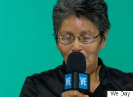 Reconciliation Was On Everyone's Mind At WE Day Toronto