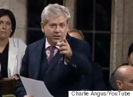 'Happy Anniversary': Charlie Angus Blasts Feds On First Nations Issues