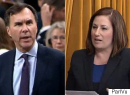 'Thanks For The Mansplain': Rookie MP To Morneau