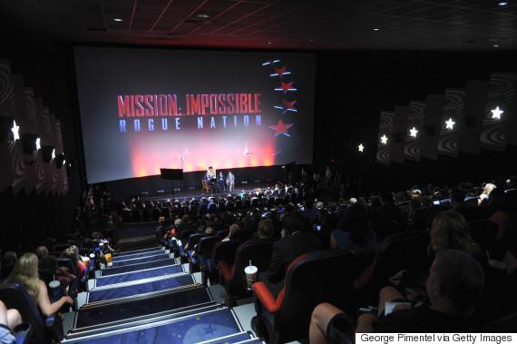 cineplex theatre toronto