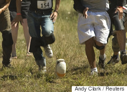 B.C. Toddler's Leg Broken By Festival's Runaway Cheese: Lawsuit