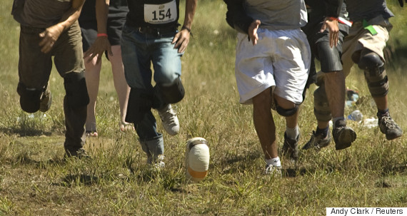 cheese rolling canada