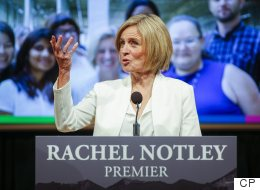 Notley Promises Plan To Phase Out Coal Is Coming Soon