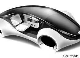 Apple jette l'éponge sur son projet de voiture