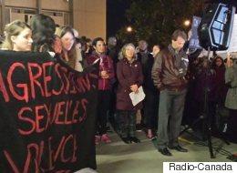 Élan de solidarité pour les victimes des agressions à l'Université Laval