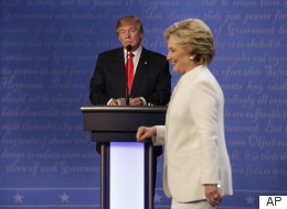 Clinton And Trump Face Off Over Russia In Final Debate