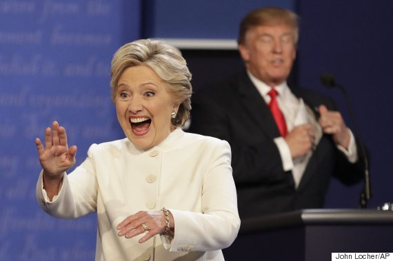Al Smith V says Trump 'took it a little too far'