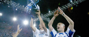 Greek Football Euro 2004