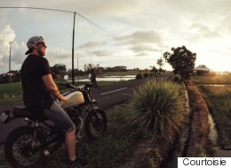 Un Montréalais part refaire sa vie à Bali
