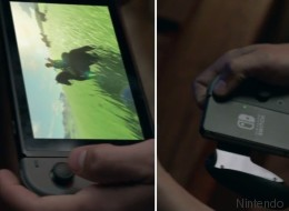 Nintendo dévoile sa nouvelle console, la Switch