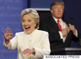«Nasty woman»: l'insulte de Trump à Clinton qui ne passe pas