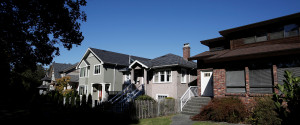 VANCOUVER HOUSES