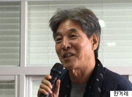 소설가 박범신이 성추행 의혹에 대한 입장을 밝혔다