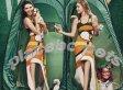 Peinlicher Photoshop-Fail: Auf diesem Bild von Kendall Jenner und Gigi Hadid fehlen Körperteile - Video