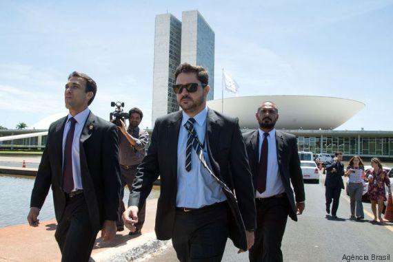 Collor nega envolvimento com varreduras da Polícia Legislativa