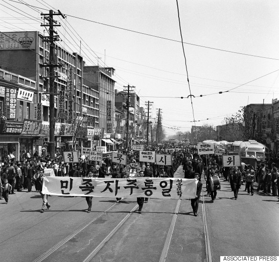 korea revolution